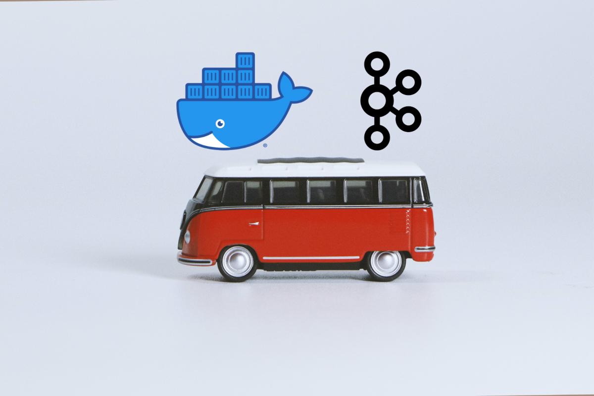Kafka Streams 202 – Dockeryzacja aplikacji, czyli Kafka w kontenerze