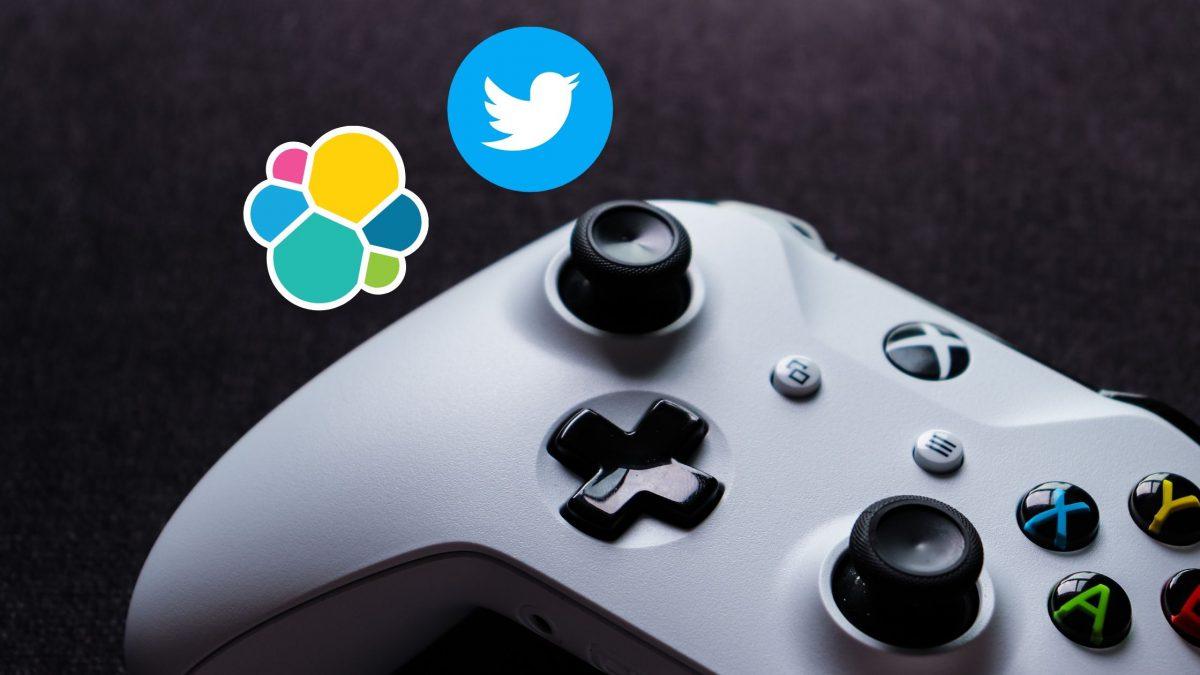 Analiza danych z Twitter dla leni w Elastic Stack (Xbox VS PlayStation)