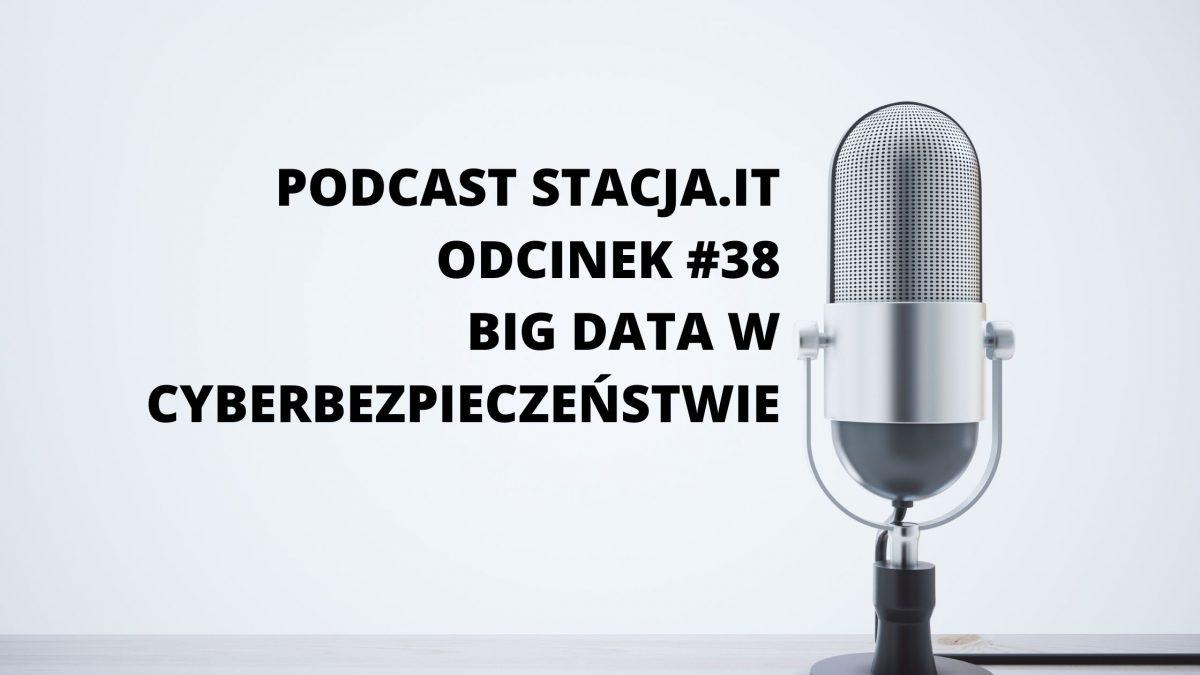 Big Data w Cyberbezpieczeństwie (Podcast)